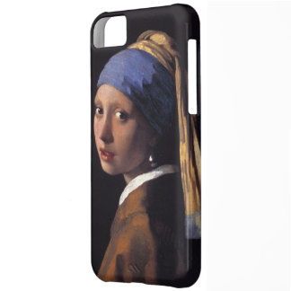 Girl with a Pearl Earring Case For iPhone 5C