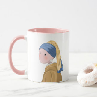 Girl with a Pearl Earring Mug