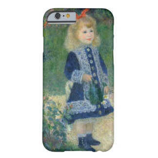 Girl with a Watering Can by Pierre-Auguste Renoir Barely There iPhone 6 Case