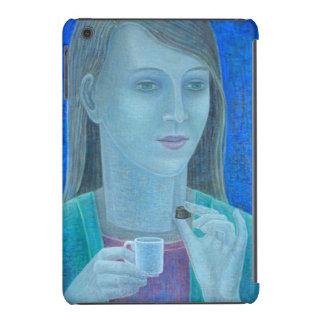 Girl with Chocolate 2011 iPad Mini Retina Cases