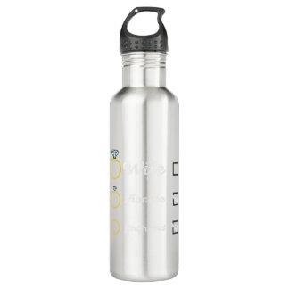Girlfriend Fiancee Wife hen Party Zno5a 710 Ml Water Bottle