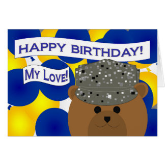 Girlfriend - Happy Birthday Active Duty Air Force! Card