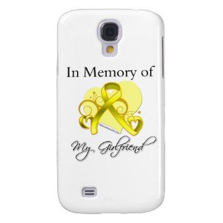 Girlfriend - In Memory of Military Tribute Samsung Galaxy S4 Cover