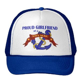 Girlfriend of a Navy Nuke Trucker Hat
