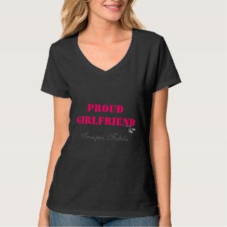 GIRLFRIEND, Semper Fidelis Shirt