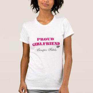 GIRLFRIEND, Semper Fidelis T Shirt