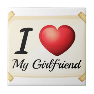 Girlfriend Tiles