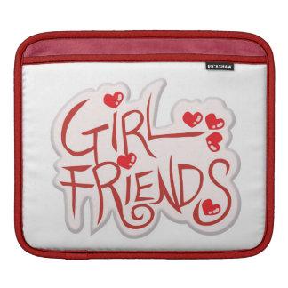 Girlfriends iPad Sleeves