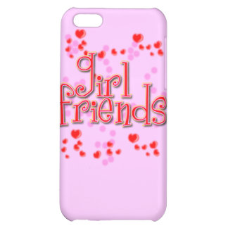 Girlfriends iPhone Case Cover For iPhone 5C