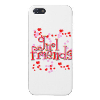 Girlfriends iPhone Case Covers For iPhone 5