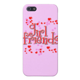 Girlfriends iPhone Case iPhone 5 Cover