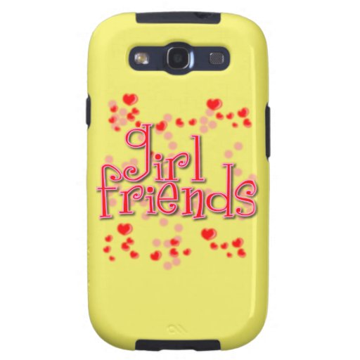 Girlfriends Samsung Galaxy Samsung Galaxy SIII Cases