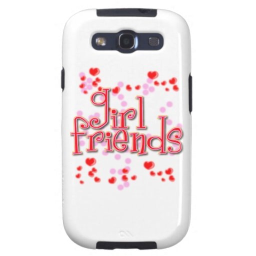 Girlfriends Samsung Galaxy Galaxy S3 Cases
