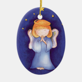 Girlie Angel Christmas ornament