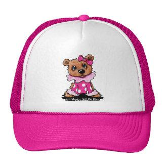 Girlie Bear Trucker Hat