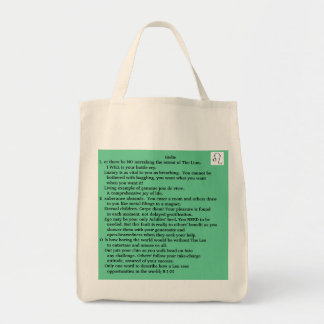 Girlie LEO Jul 23-Aug 22 poem tote