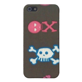 Girlie Punk iPhone 5/5S Cases