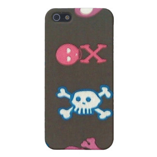 Girlie Punk Cover For iPhone 5