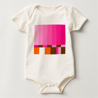 GIRLIE TEST PATTERN ROMPER