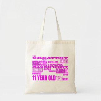 Girls 11th Birthdays : Pink Greatest 11 Year Old