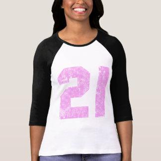 Girls 21st Birthday Gifts T-shirts