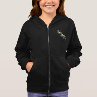 Girls' American Apparel California Fleece Hoodie