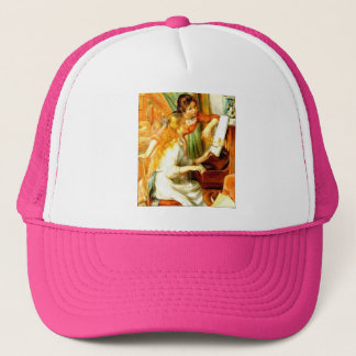 Girls at the Piano Hat