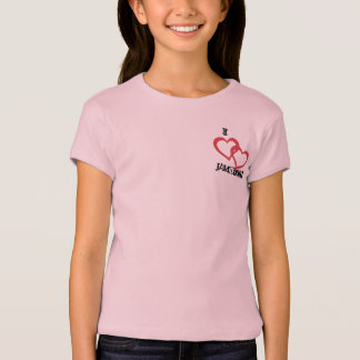 Girls Baby Doll (fitted) Shirt