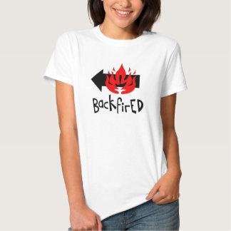 Girls Backfired T-Shirt