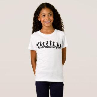 Girls' Bharatanatyam Dancers T-Shirt