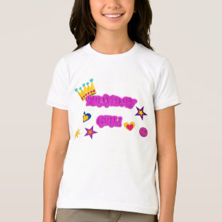 "Girls ""Birthday Girl"" T-Shirt"