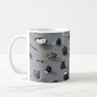 Girl's Black Dream Coffee Mug