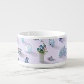 Girl's Blue Dream Chili Bowl