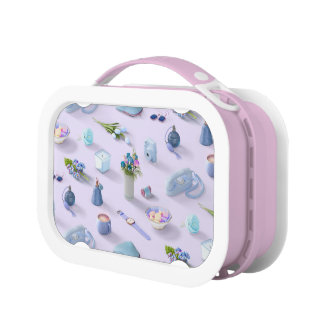 Girl's Blue Dream Lunch Box