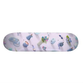 Girl's Blue Dream Skateboard