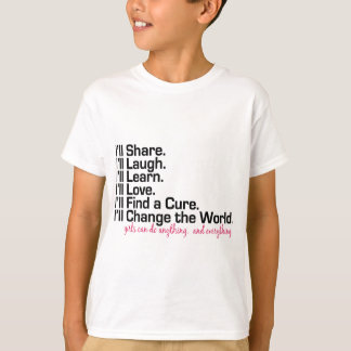 girls can do anything (girl power) T-Shirt