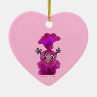 """Girl's Ceramic Ornament """"Lila"""""""