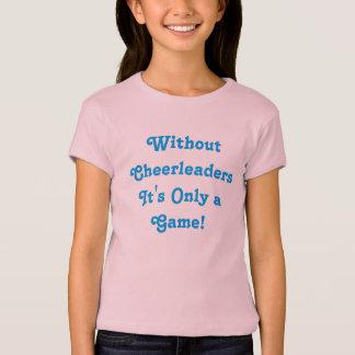 Girls Cheerleader T-shirt