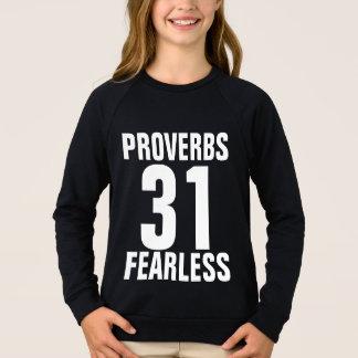 Girls Christian, PROVERBS 31 FEARLESS T-shirts