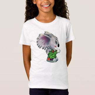 Girls Cute Koala Bear Jersey T-Shirt