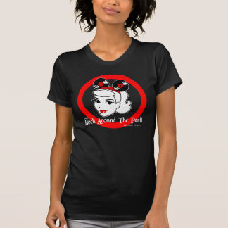 Girl's Dark Babydoll Shirt