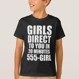 Girls Direct to You T-Shirt