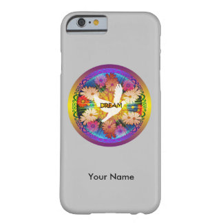 """Girls """"Dove Dream"""" Barely There iPhone 6 case"""