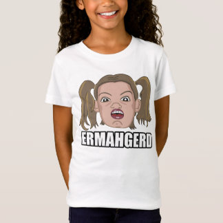 Girl's Ermahgerd T-Shirt