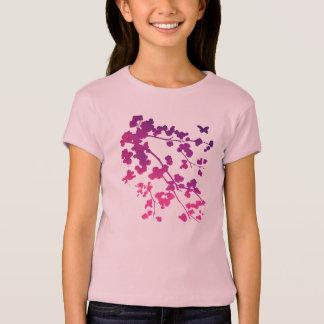 Girls Floral T-Shirt