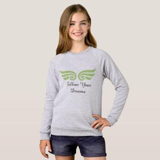 Girls Follow Your Dreams Long Sleeve T-Shirt