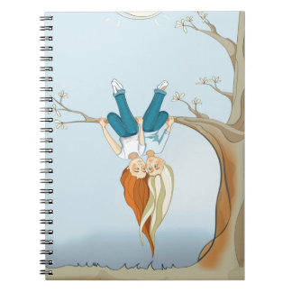 Girls friendship notebook