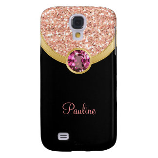 Girls Galaxy S4 Jewel Cases
