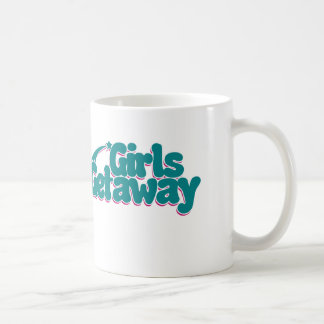 Girls Getaway Classic White Coffee Mug