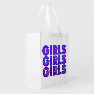 Girls Girls Girls Market Tote